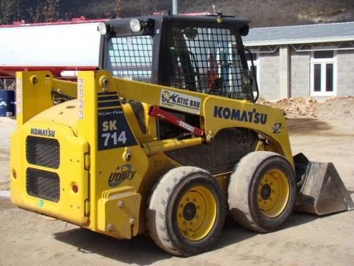 KOMATSU SK 714 - 5