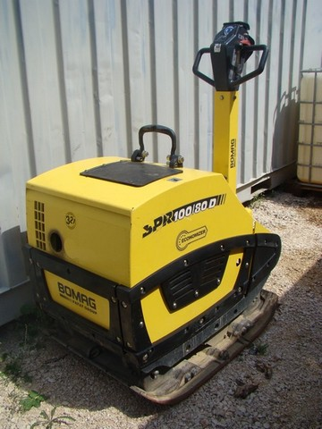 BOMAG BP 100/80 D