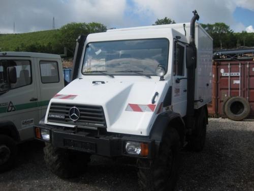 Mercedes UNIMOG U 110